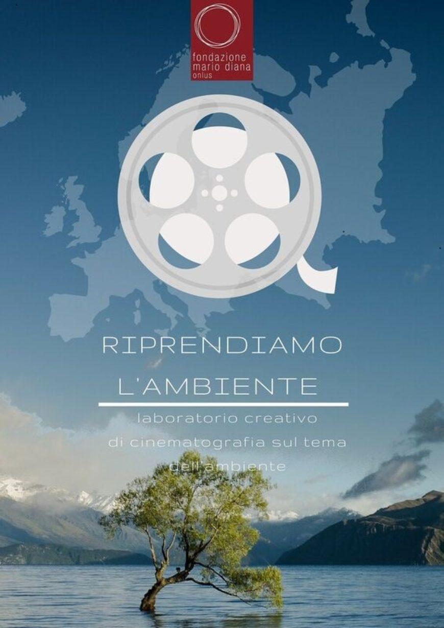 RIPRENDIAMO L'AMBIENTE – Al via il laboratorio creativo sull'Ambiente