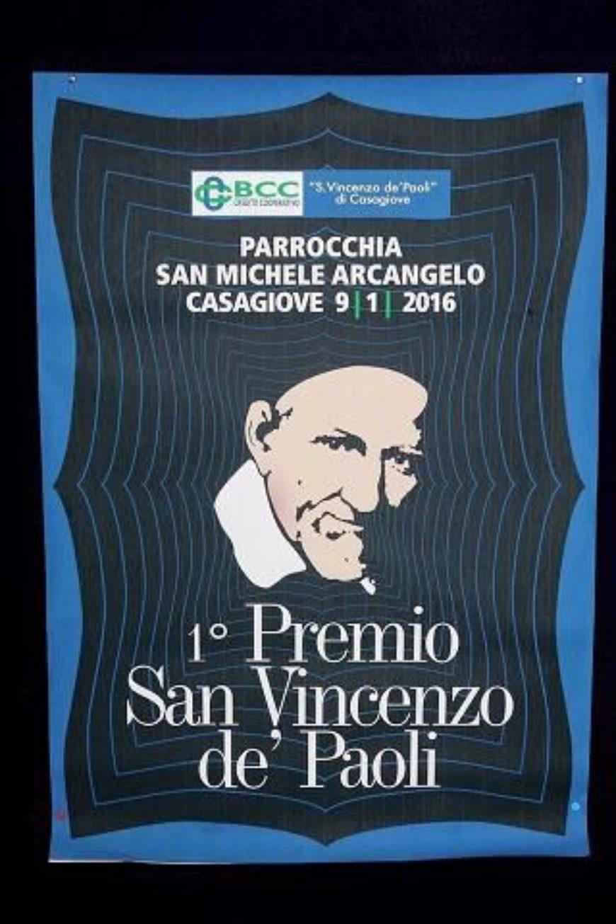 I Premio San Vincenzo de' Paoli: ad Antonio Diana il prestigioso riconoscimento