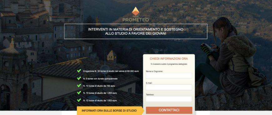 PROMETEO: on line la nuova pagina dedicata al progetto