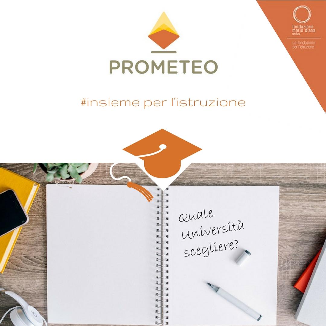 PROMETEO e i Giovani: insieme per l'Istruzione