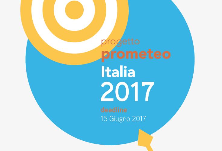 PROMETEO Italia 2017: Bando di concorso per l'assegnazione di 5 borse di studio universitario