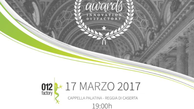 "Premio ""Mario Diana"" Award Innovation 2017"