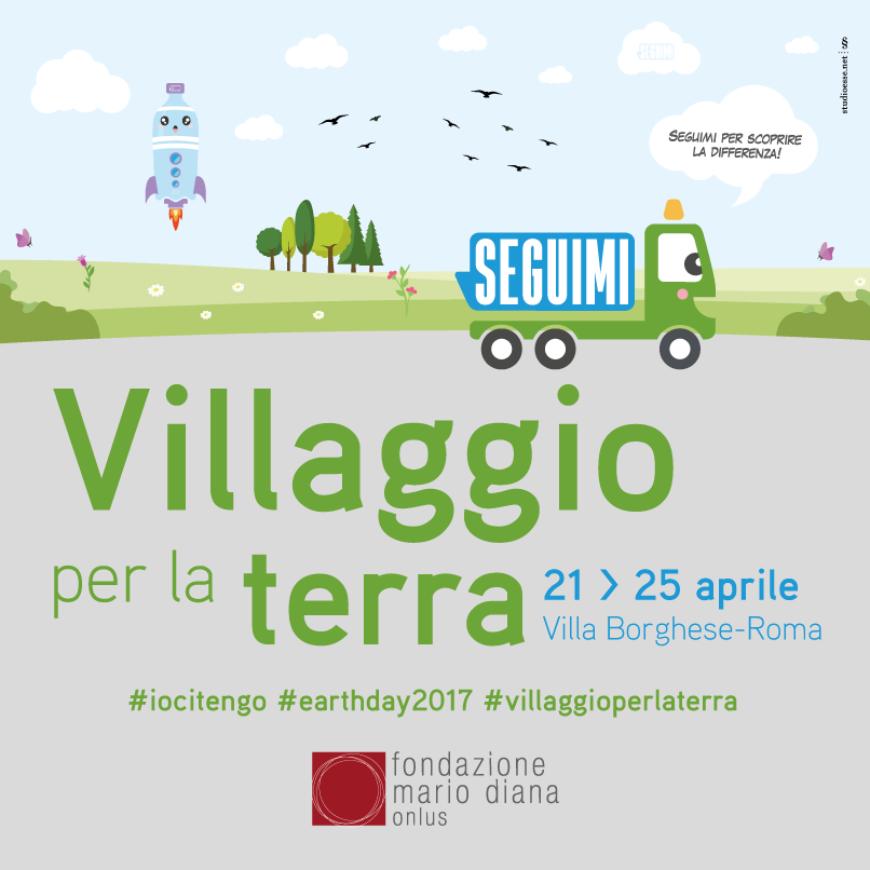 """""""Earth Day 2017"""", insieme sulla strada della sostenibilità!"""