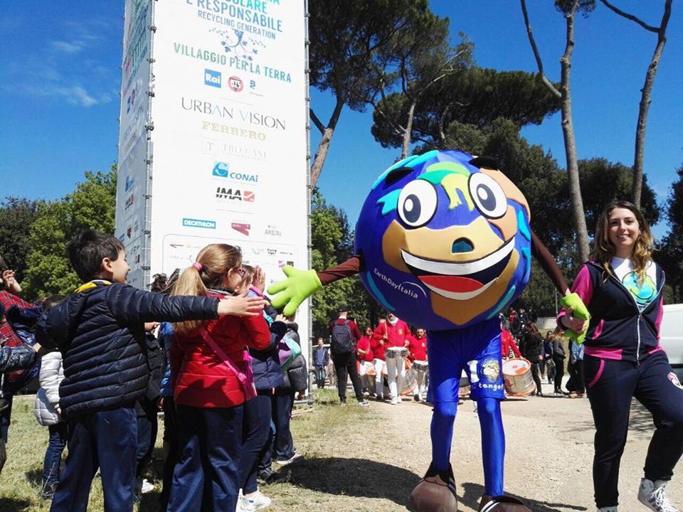 #iocitengo: al Villaggio per la Terra di Roma trionfano sostenibilità e solidarietà