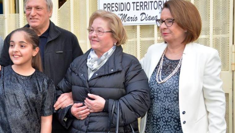 """Memoria e Impegno, nasce il Presidio territoriale di Libera """"Mario Diana"""""""