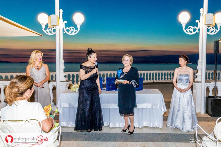"""""""Sul mare luccica l'astro d'argento"""": il Premio PROMETEO al Talento delle Donne"""