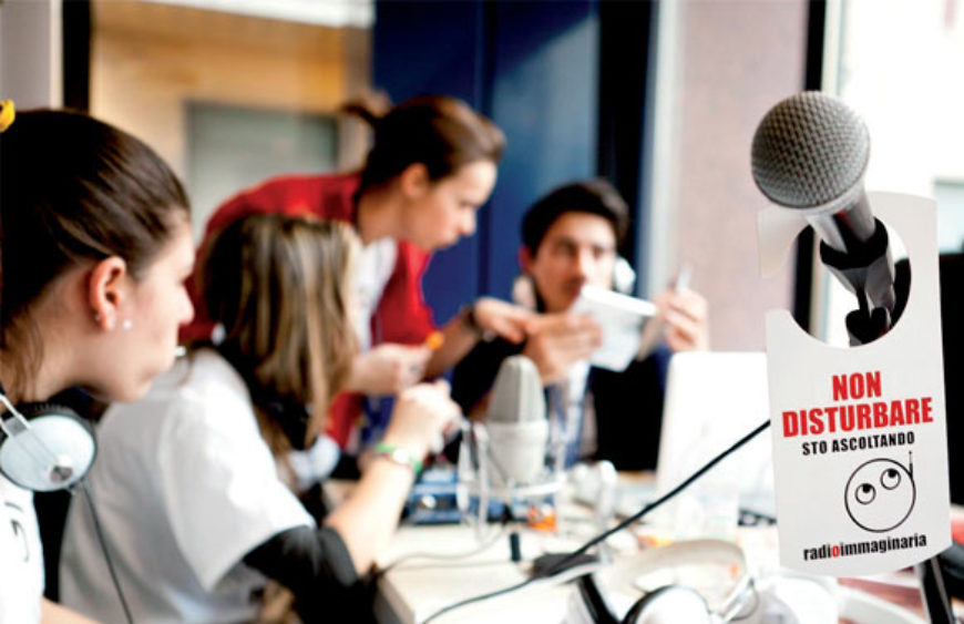 RadioImmaginariaCE: a Caserta la prima radio d'Europa per adolescenti