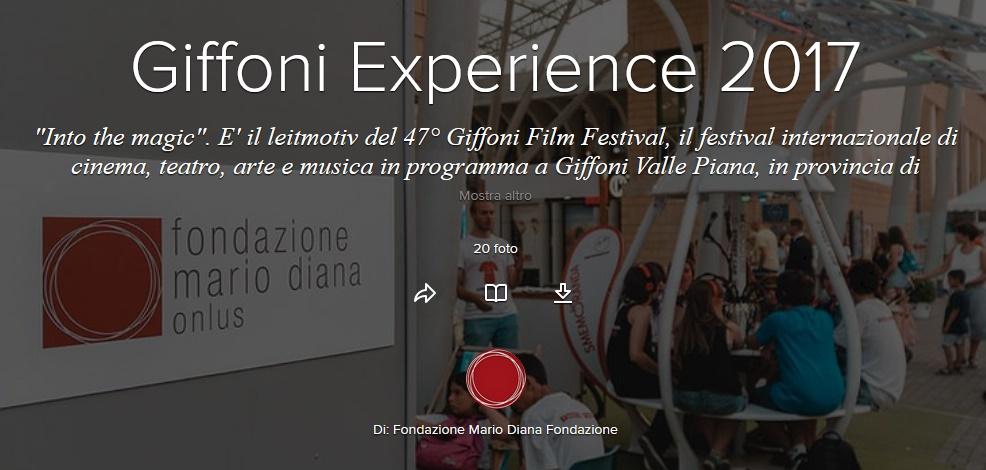 """Into the magic"", insieme al 47° Giffoni Film Festival"