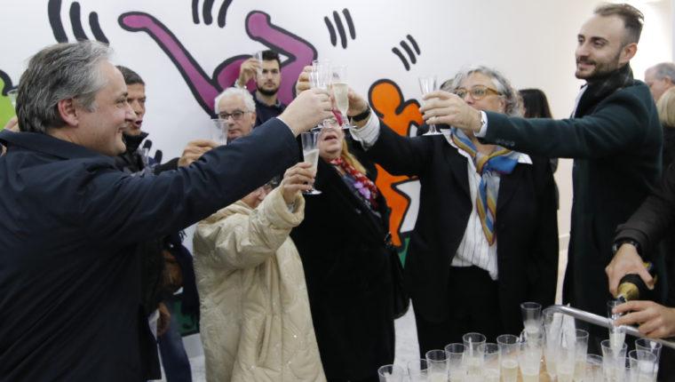 Una nuova goccia di solidarietà: è nata Casa l'Aura