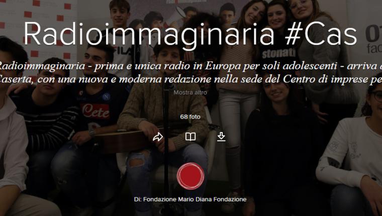 Radioimmaginaria #Cas