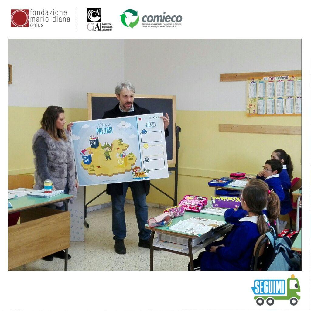Al via il progetto di educazione ambientale Seguimi