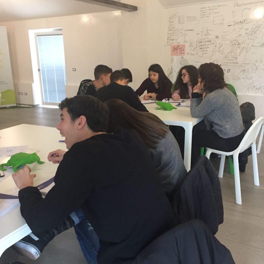 Un progetto di comunicazione ambientale al centro dell'Alternanza scuola lavoro del Liceo Giannone