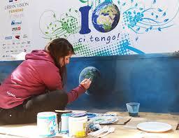 La Fondazione Mario Diana presente al Villaggio per la Terra a Roma