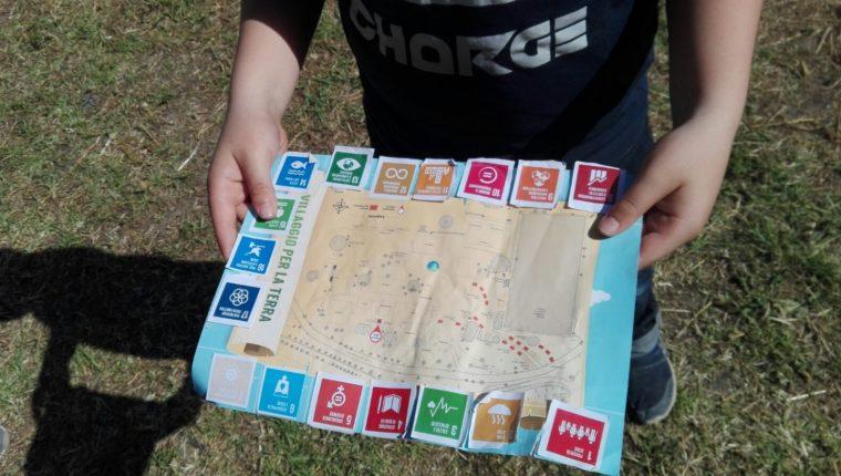 L'Agenda 2030 dell'ONU vista dai bambini