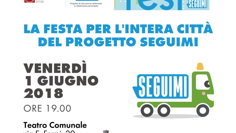 CityFest Casapulla, evento di chiusura del progetto Seguimi