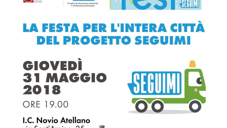 CityFest Frattaminore, evento di chiusura del progetto Seguimi