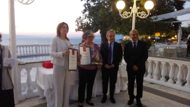 Ad Antonia Testa e a Floriana Malagoli il Premio Mario Diana Enterprisingirls 2018