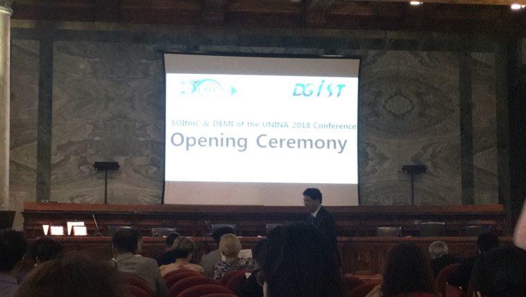 Alla facoltà di Economia della Federico II la conferenza Internazionale SOItmC 2018