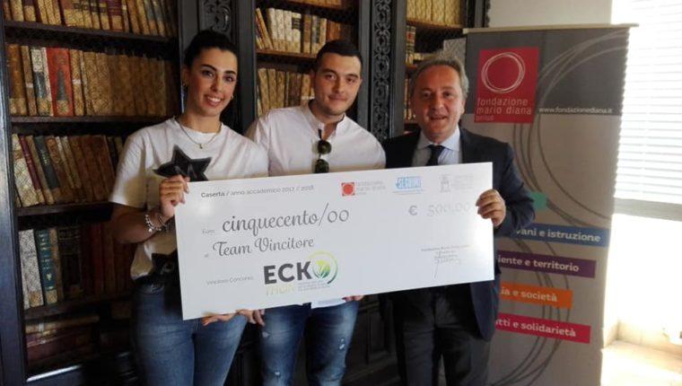 Il team Sustainability vince l'Hackathon delle idee sull'economia circolare e sull'educazione ambientale