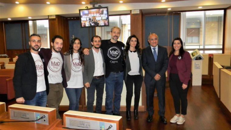 Presentato al Comune di Caserta la seconda edizione del progetto Seguimi
