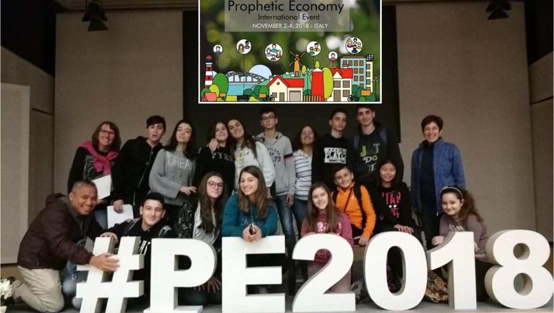 Il Waste Travel 360° presentato al convegno internazionel Prophetic Economy