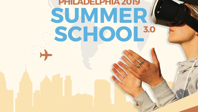 Philadelphia 2019 – Prometeo Summer School 3.0, Bando di selezione