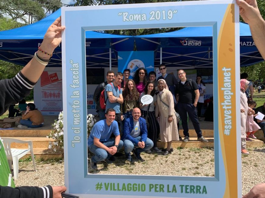 Grande successo per le attività della Fondazione al Villaggio per la Terra