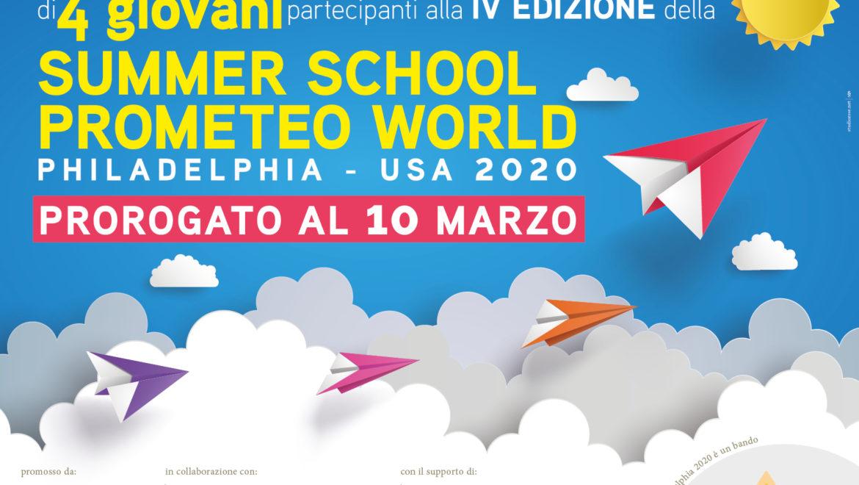 Prometeo World Philadelphia, IV edizione